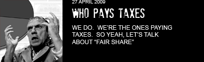 who pays taxes